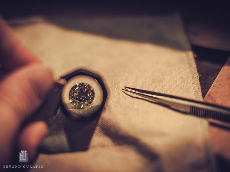 Where Craftsmanship and Splendour Meet The Master Jeweller Unveiled